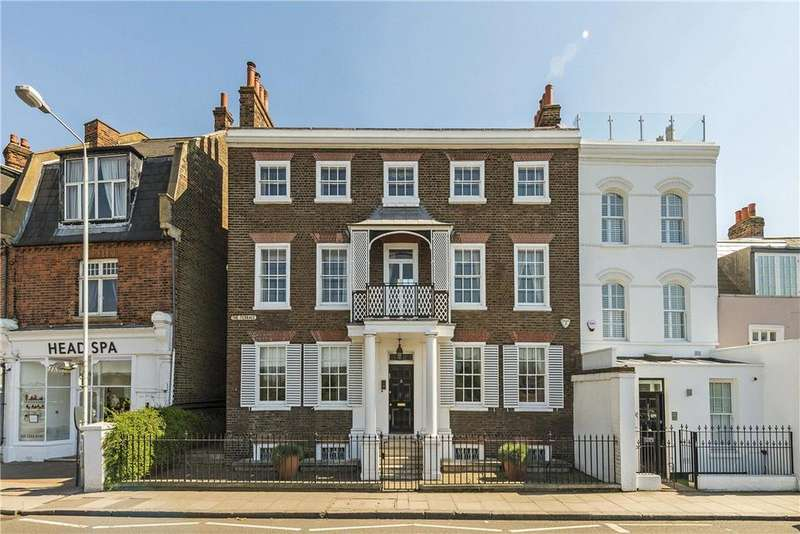 5 Bedrooms House for sale in The Terrace, Barnes, SW13
