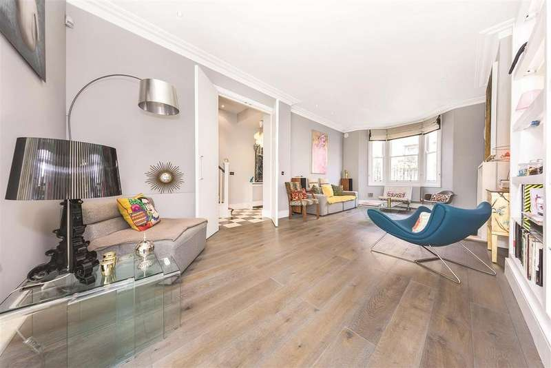 5 Bedrooms Terraced House for sale in Brynmaer Road, SW11