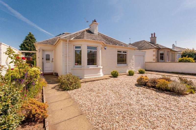 3 Bedrooms Detached House for sale in 5 Coillesdene Terrace, Edinburgh, EH15 2JN