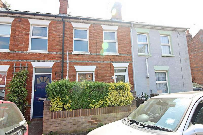 2 Bedrooms Terraced House for sale in Mill Road, Caversham, Reading