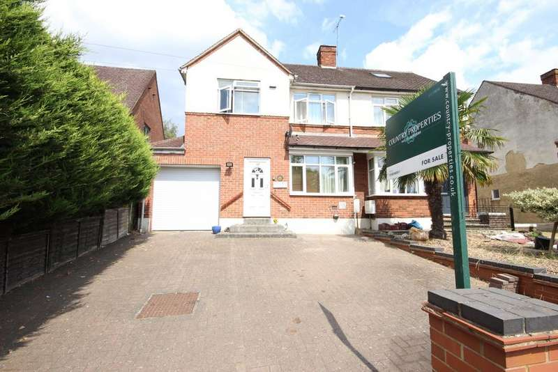 5 Bedrooms Semi Detached House for sale in Bedford Road, Clophill, MK45