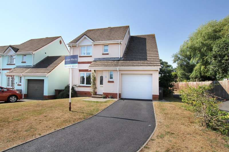 4 Bedrooms Detached House for sale in Cory Court, Wembury