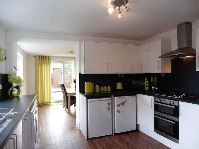 3 Bedrooms Semi Detached House for sale in Galloway Road