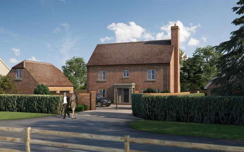 5 Bedrooms Detached House for sale in Upper Hammer Lane, Bramshott Chase, Hindhead