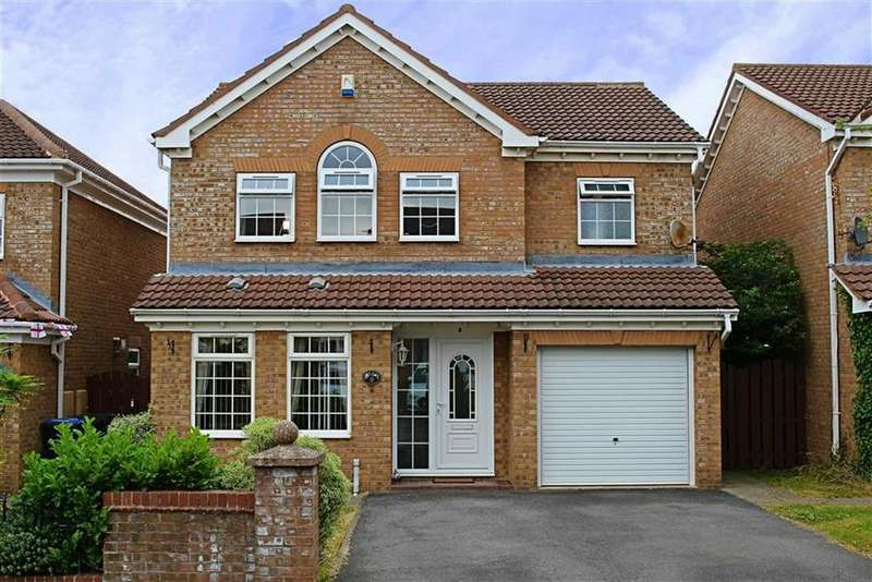 4 Bedrooms Detached House for sale in Dewberry, Coulby Newham