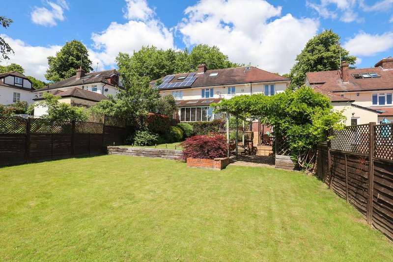 5 Bedrooms Semi Detached House for sale in Whirlowdale Road, Millhouses
