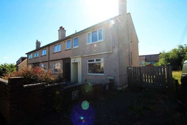 2 Bedrooms Property for sale in Shavian Terrace, Kilwinning, Ayrshire, KA13 6DA