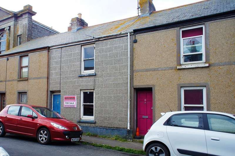 2 Bedrooms Terraced House for sale in Chapel Street, St Just TR19