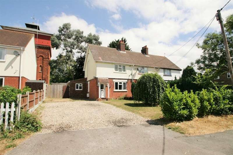 3 Bedrooms Semi Detached House for sale in Lyons Hall Road, Braintree, Essex
