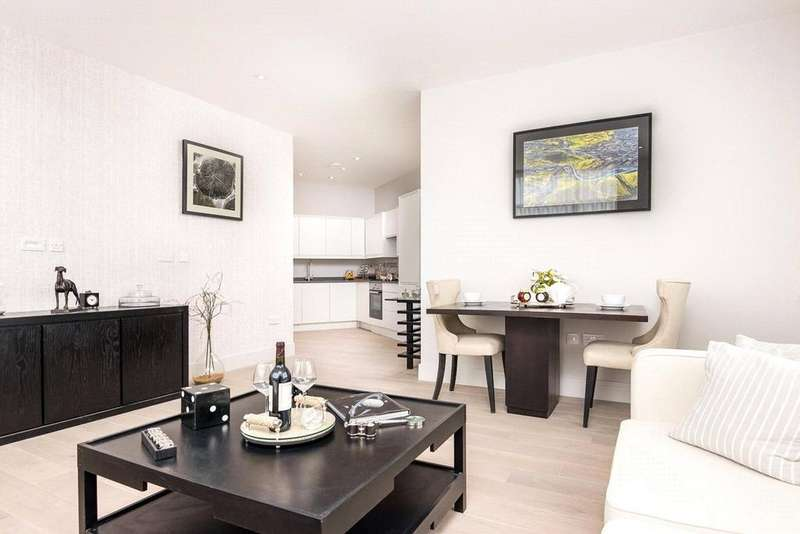 1 Bedroom Apartment Flat for sale in Southview Apartments, Cain Road, Bracknell, Berkshire, RG12