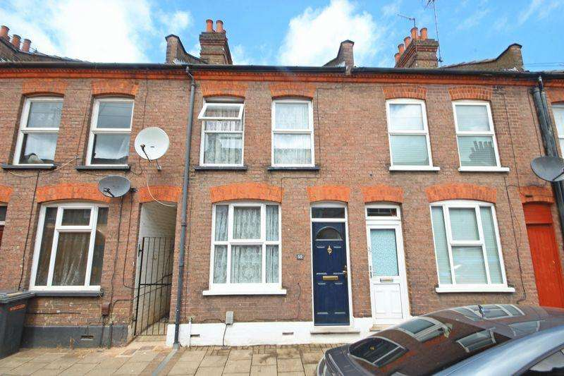 3 Bedrooms Terraced House for sale in Frederick Street, Luton