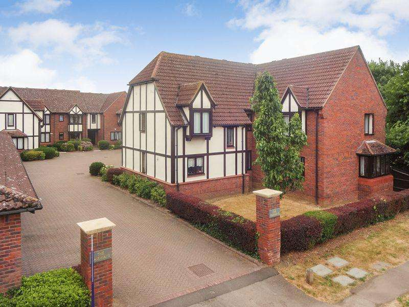 2 Bedrooms Apartment Flat for sale in High Street, Silsoe