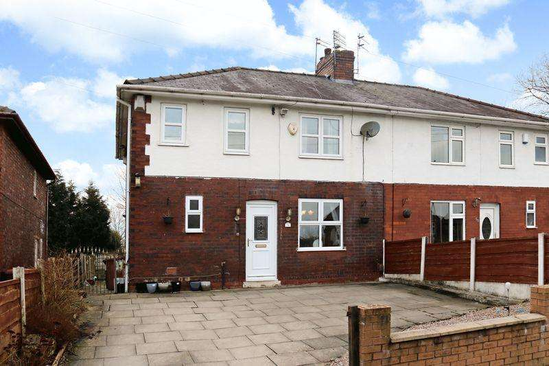 4 Bedrooms Semi Detached House for sale in Peel Lane, Manchester M38