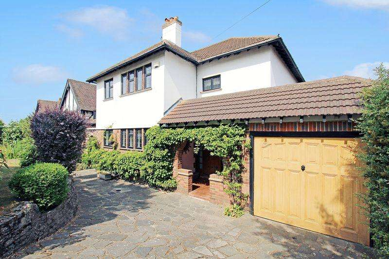 4 Bedrooms Detached House for sale in Hill Crescent, Bexley