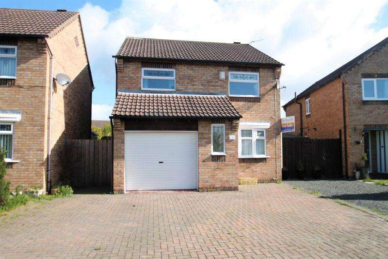 3 Bedrooms Detached House for sale in Springwell Close, Billingham
