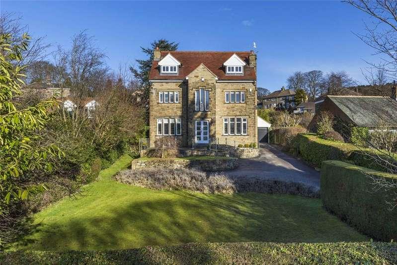 5 Bedrooms Detached House for sale in Beck Lane, BINGLEY, West Yorkshire, BD16