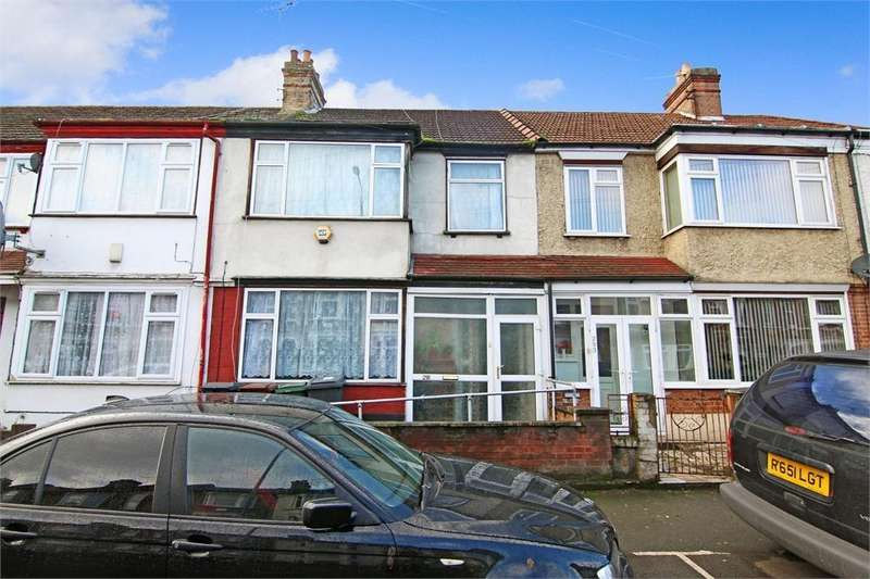 3 Bedrooms House for sale in Fulbourne Road, Walthamstow, E17