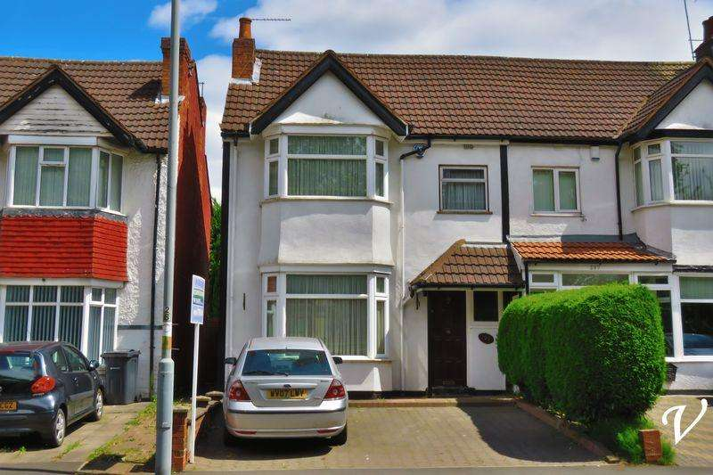3 Bedrooms Semi Detached House for sale in Reddings Lane, Tyseley, Birmingham B11 3DE