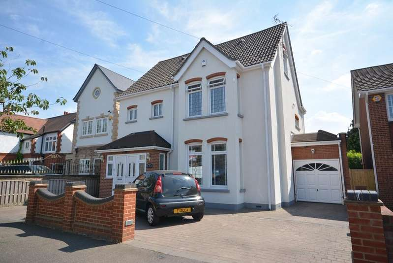 5 Bedrooms Detached House for sale in Walden Road, Borders of Emrson Park, Hornchurch RM11