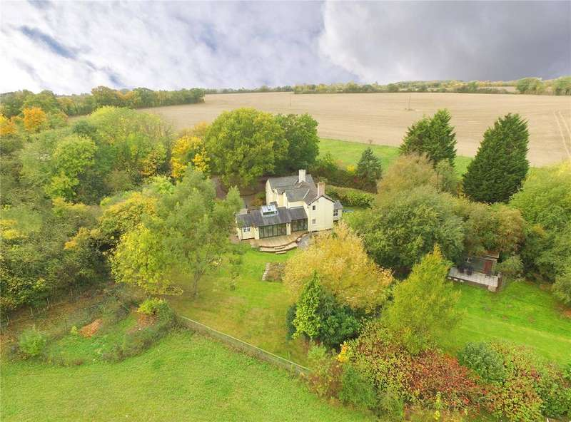 5 Bedrooms Detached House for sale in Pentlow, Sudbury, Suffolk