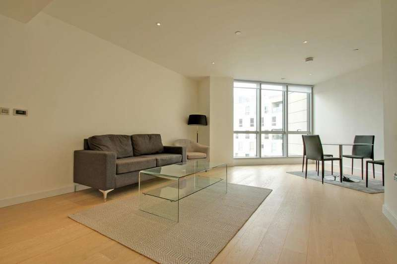 1 Bedroom Apartment Flat for sale in Charrington Tower, Canary Wharf, E14