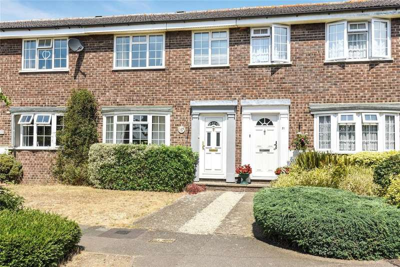 3 Bedrooms Terraced House for sale in Sheepcote Road, Eton Wick, Windsor, Berkshire, SL4