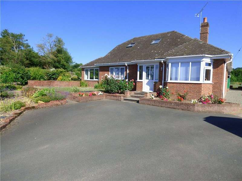 3 Bedrooms Equestrian Facility Character Property for sale in Kinnersley, Hereford, HR3