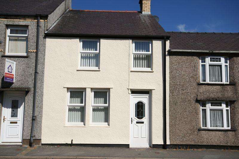 3 Bedrooms Terraced House for sale in Llannerch-Y-Medd, Anglesey
