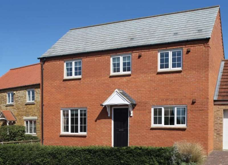 4 Bedrooms Detached House for sale in Grange Lane, Littleport