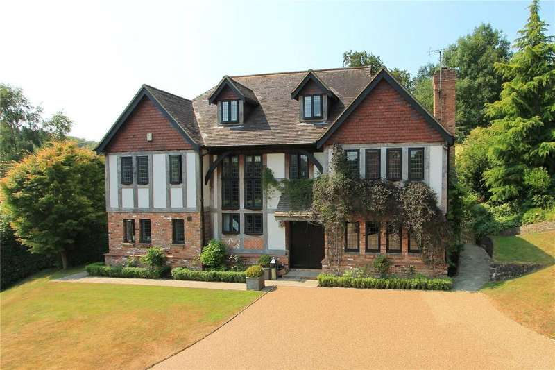 6 Bedrooms Detached House for sale in Pocket Hill, Sevenoaks, Kent, TN13