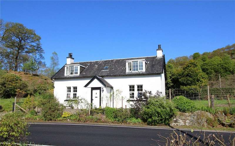 3 Bedrooms Detached House for sale in Strathlachlan, Cairndow, Argyll and Bute