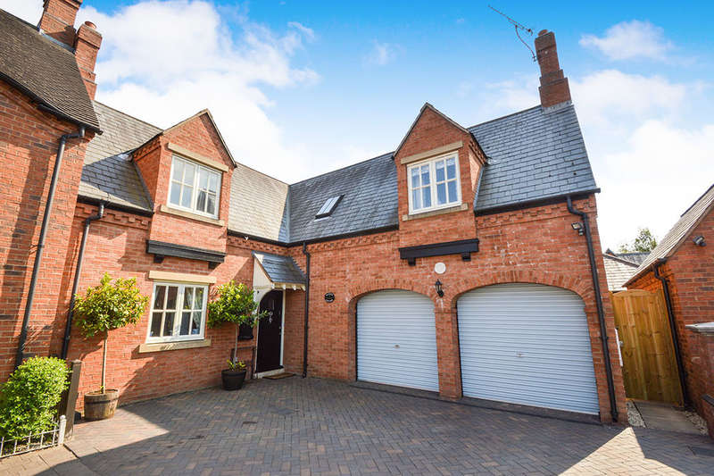 4 Bedrooms Property for sale in Main Street, Kirby Muxloe, Leicester, LE9