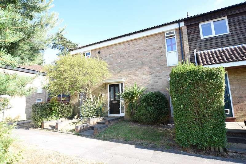 3 Bedrooms End Of Terrace House for sale in Ollerton, Bracknell, Berkshire, RG12