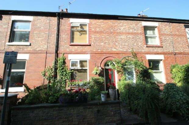 2 Bedrooms Terraced House for sale in Goodier Street, Sale