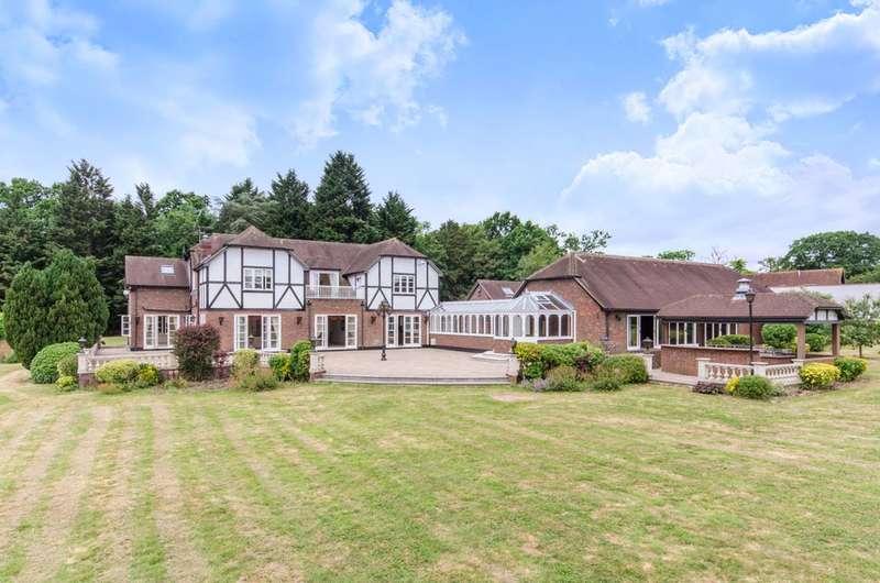 5 Bedrooms Detached House for sale in Galley Lane, Arkley, EN5