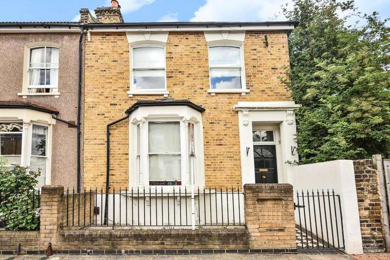 3 Bedrooms Terraced House for sale in Relf Road, Peckham Rye