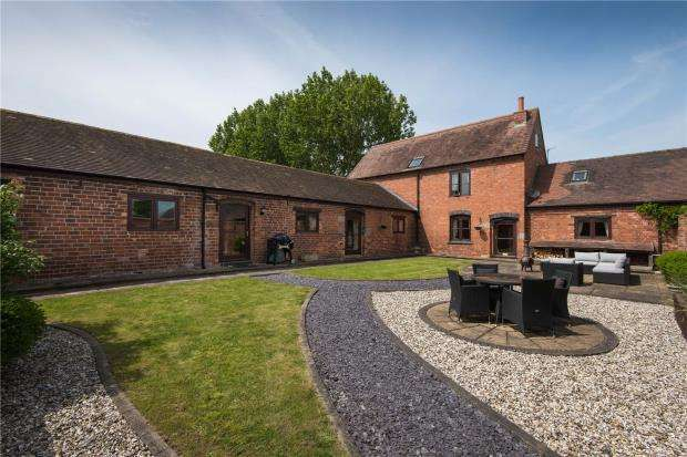5 Bedrooms House for sale in Rodington, Shrewsbury