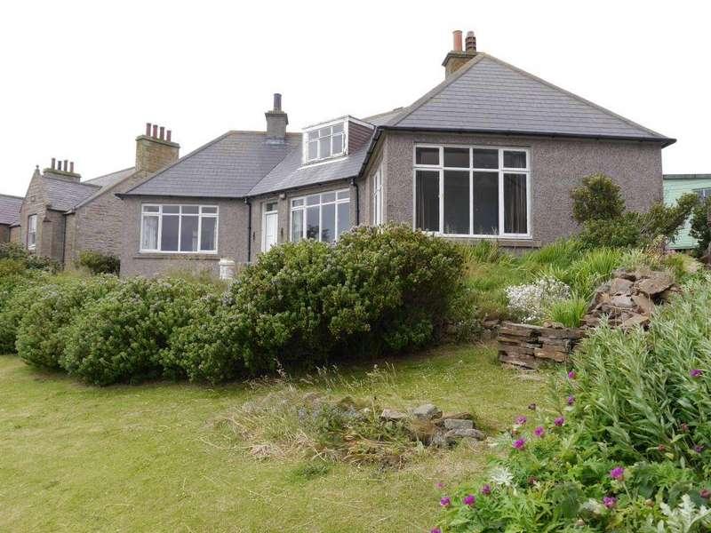 3 Bedrooms Detached Bungalow for sale in Kilmallie, 7 Ness Road, Stromness