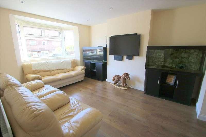3 Bedrooms Terraced House for sale in Hardenhuish Road, Brislington, Bristol, BS4