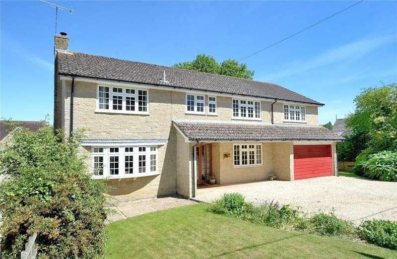 6 Bedrooms Detached House for sale in Stourton Caundle, Sturminster Newton, Dorset
