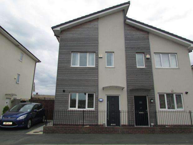 2 Bedrooms Semi Detached House for sale in EASINGTON ROAD, HARTLEPOOL, HARTLEPOOL