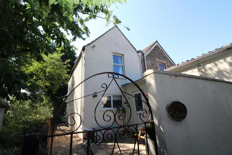 2 Bedrooms Semi Detached House for sale in Downend Road, Fishponds, Bristol, BS16 5BH