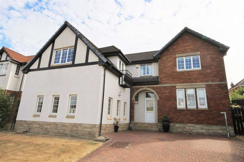 5 Bedrooms Detached House for sale in Snead View, Dalziel Park, Motherwell