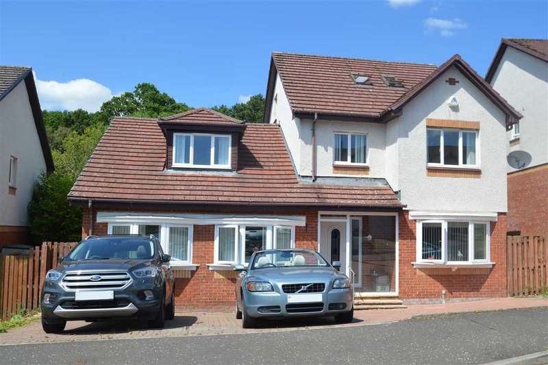 6 Bedrooms Detached House for sale in Pentland Crescent, Larkhall