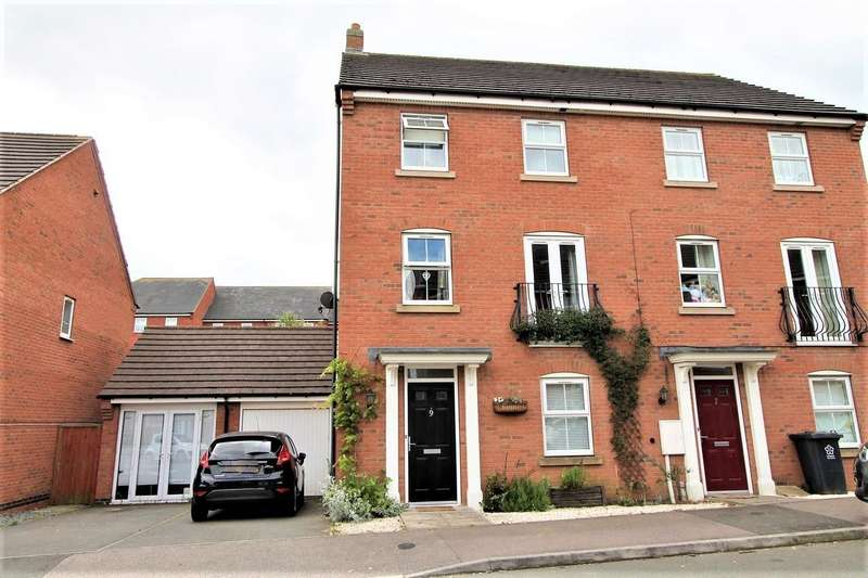 4 Bedrooms Detached House for sale in Dalton Road, Hamilton, Leicester