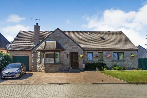 4 Bedrooms Detached House for sale in Migvie Grove, Kingswells, Aberdeen