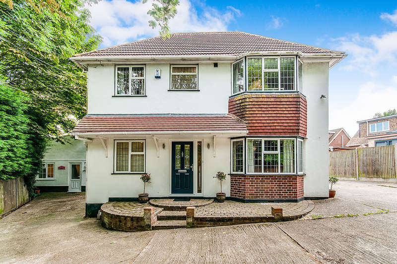 5 Bedrooms Detached House for sale in Albion Close, Herne Bay, CT6