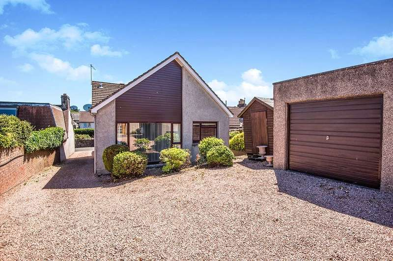 3 Bedrooms Detached Bungalow for sale in A North Street, Leslie, Glenrothes, KY6