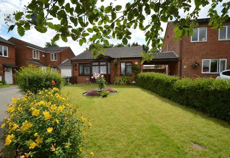 2 Bedrooms Bungalow for sale in Furzton