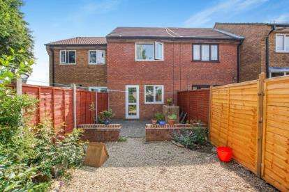 2 Bedrooms Terraced House for sale in Ellicks Close, Bradley Stoke, Bristol, Gloucestershire